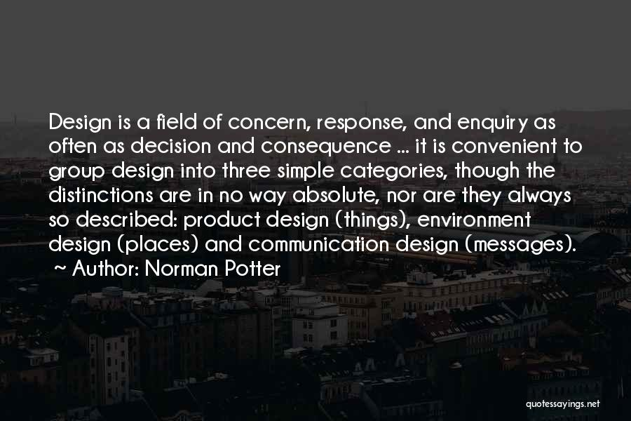 Only When It's Convenient Quotes By Norman Potter