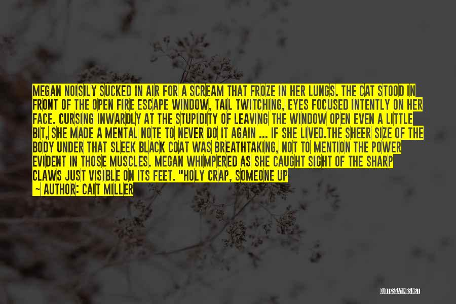 Open My Heart Again Quotes By Cait Miller