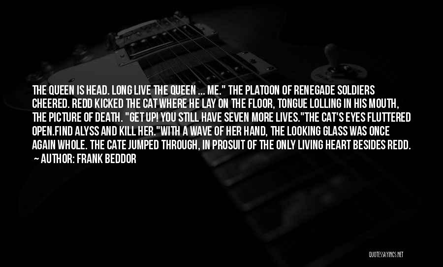 Open My Heart Again Quotes By Frank Beddor