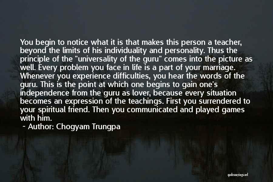 Openness Quotes By Chogyam Trungpa