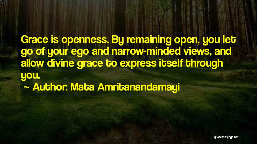 Openness Quotes By Mata Amritanandamayi
