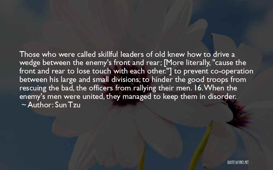 Operation Just Cause Quotes By Sun Tzu