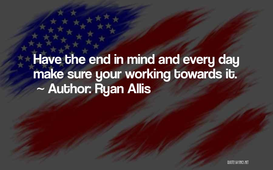 Opportunity And Hard Work Quotes By Ryan Allis