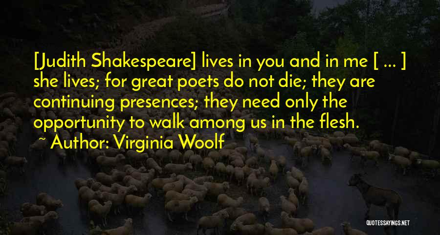 Opportunity Quotes By Virginia Woolf
