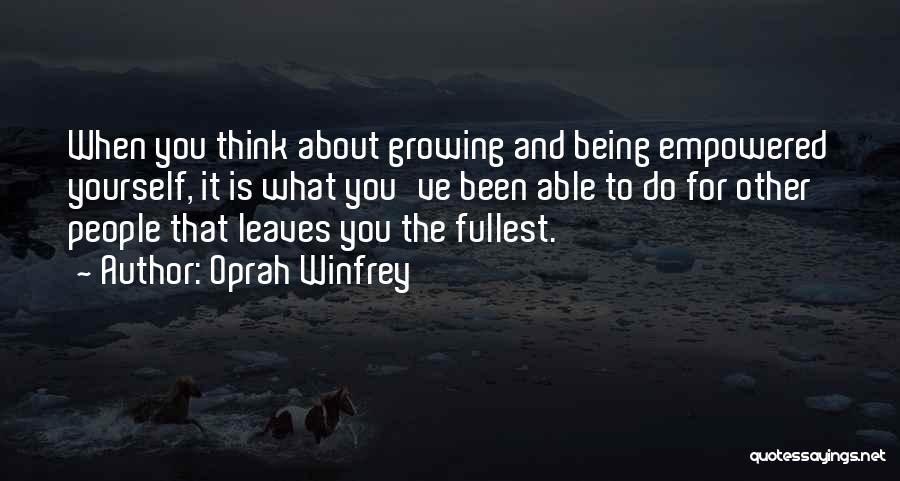 Oprah Winfrey Quotes 1909607