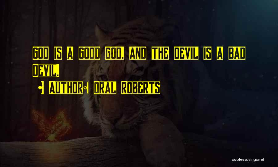 Oral Roberts Quotes 1873608