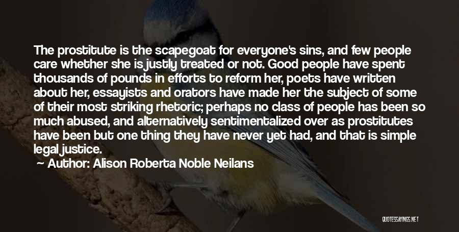 Orators Quotes By Alison Roberta Noble Neilans