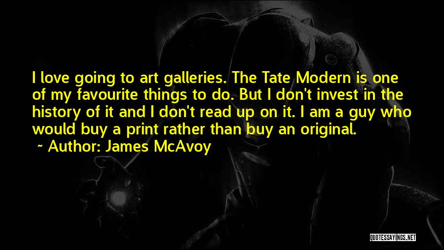 Original Love Quotes By James McAvoy
