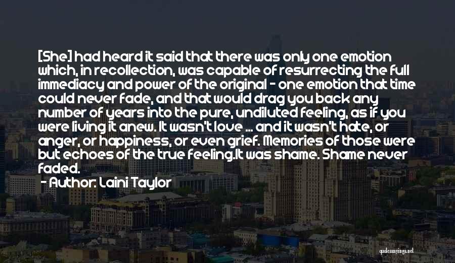 Original Love Quotes By Laini Taylor