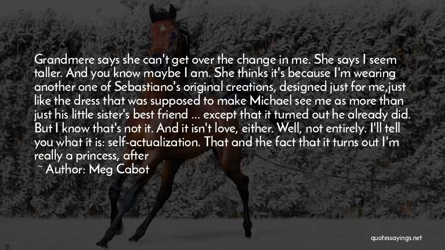 Original Love Quotes By Meg Cabot