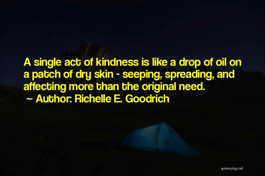 Original Love Quotes By Richelle E. Goodrich