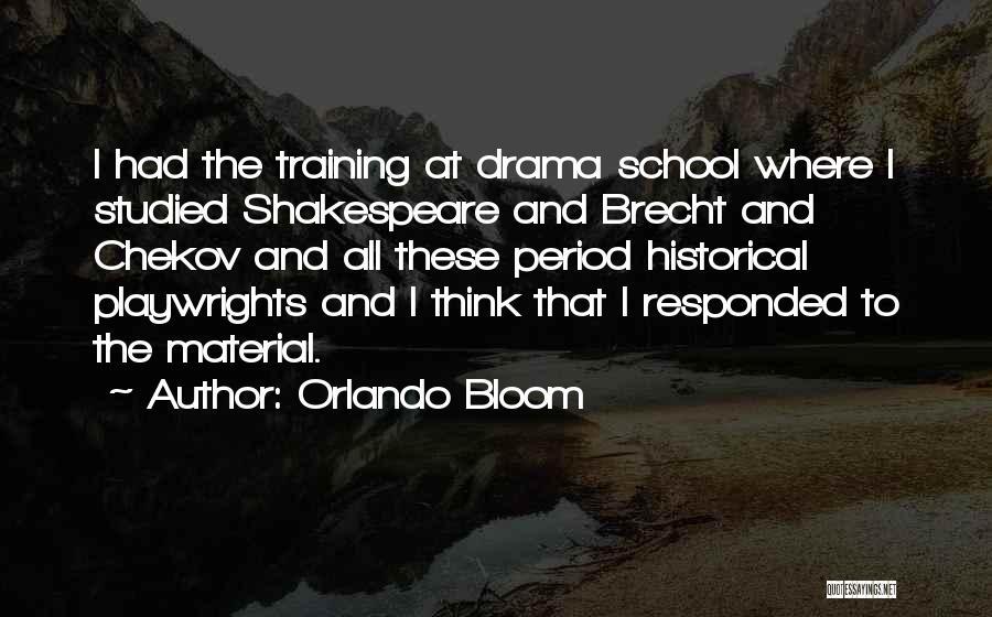Orlando Bloom Quotes 1501945