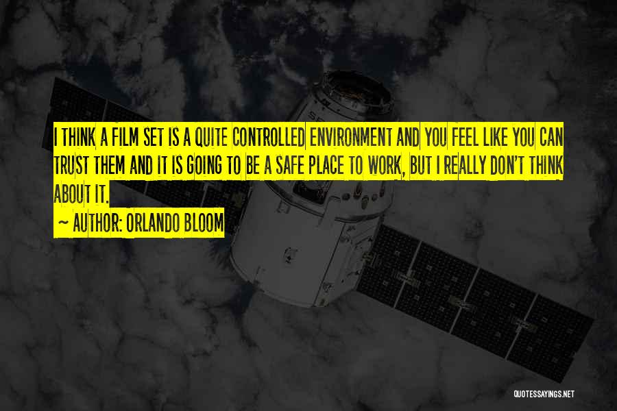 Orlando Bloom Quotes 1515208