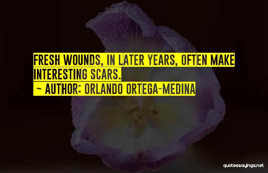 Orlando Ortega-Medina Quotes 110980
