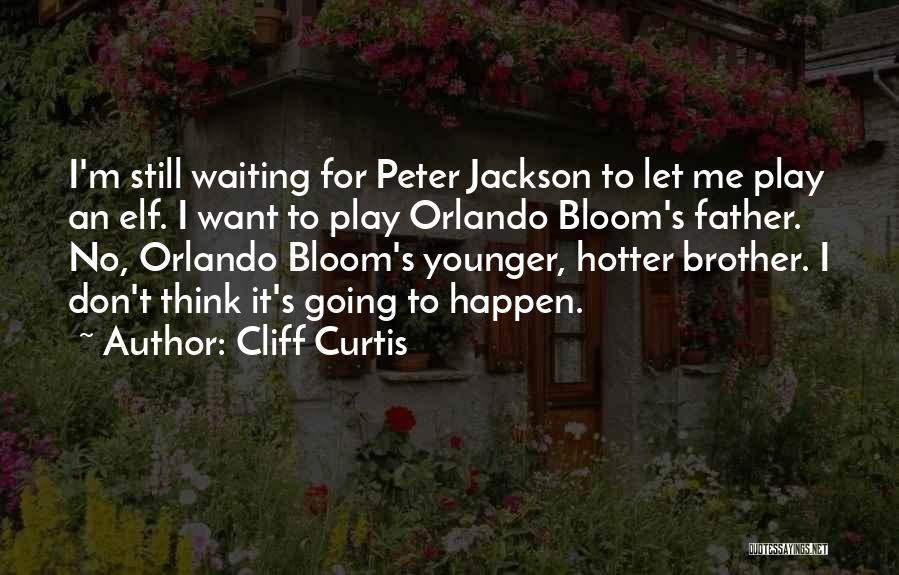 Orlando Quotes By Cliff Curtis