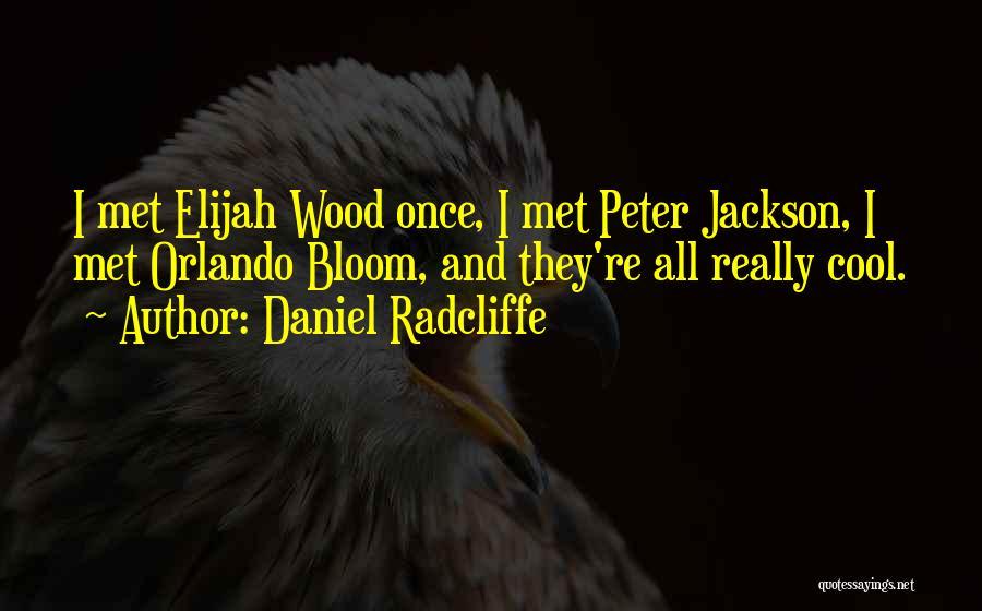 Orlando Quotes By Daniel Radcliffe