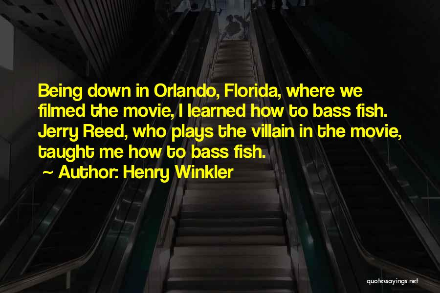 Orlando Quotes By Henry Winkler