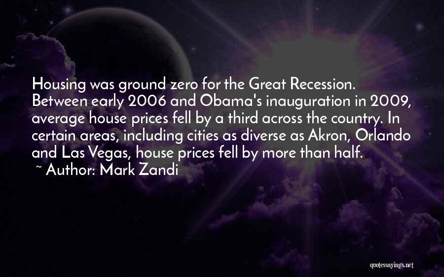 Orlando Quotes By Mark Zandi