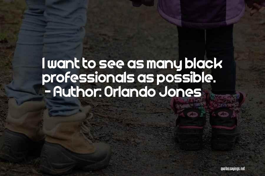Orlando Quotes By Orlando Jones