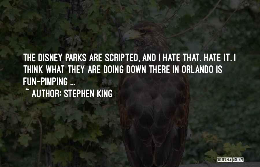 Orlando Quotes By Stephen King