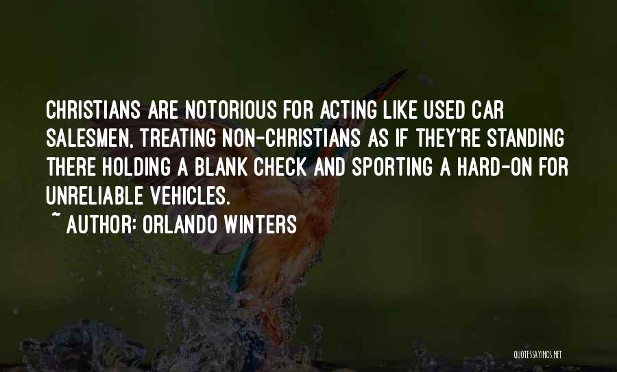 Orlando Winters Quotes 196660