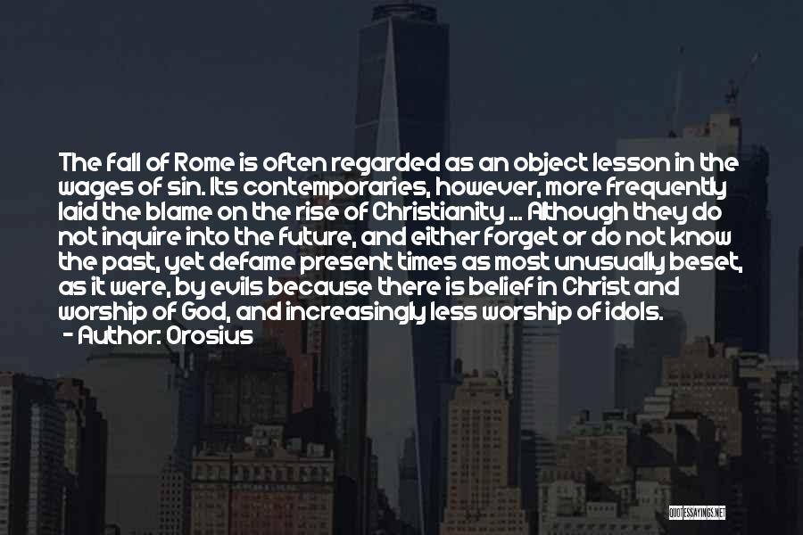 Orosius Quotes 1208069