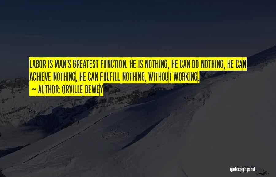 Orville Dewey Quotes 1163481