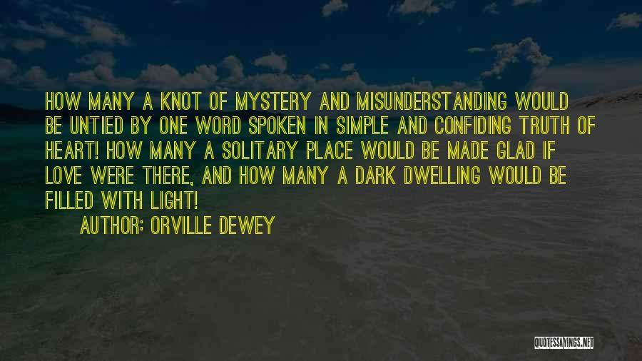 Orville Dewey Quotes 1291907