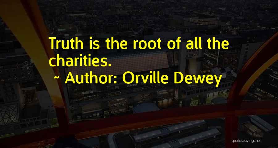 Orville Dewey Quotes 1446763