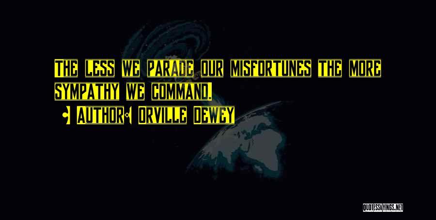Orville Dewey Quotes 1502827