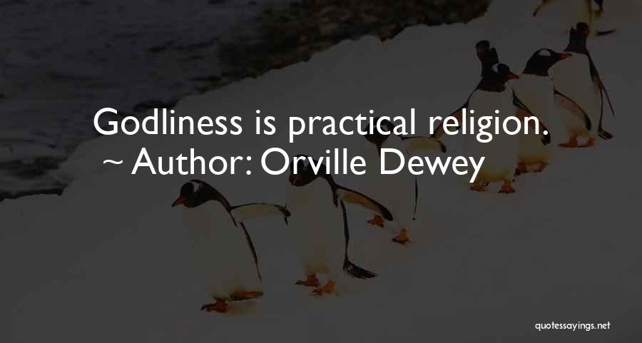 Orville Dewey Quotes 1505574