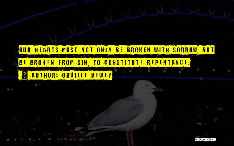 Orville Dewey Quotes 1593447