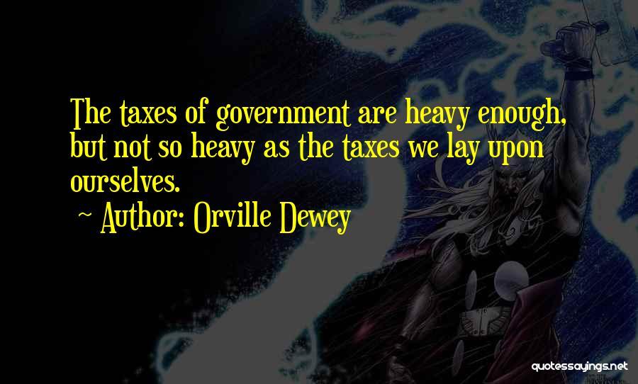 Orville Dewey Quotes 2242297