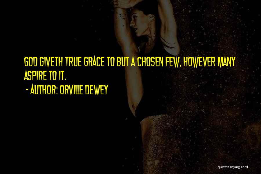Orville Dewey Quotes 818239