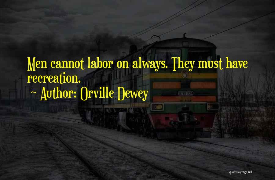 Orville Dewey Quotes 819193
