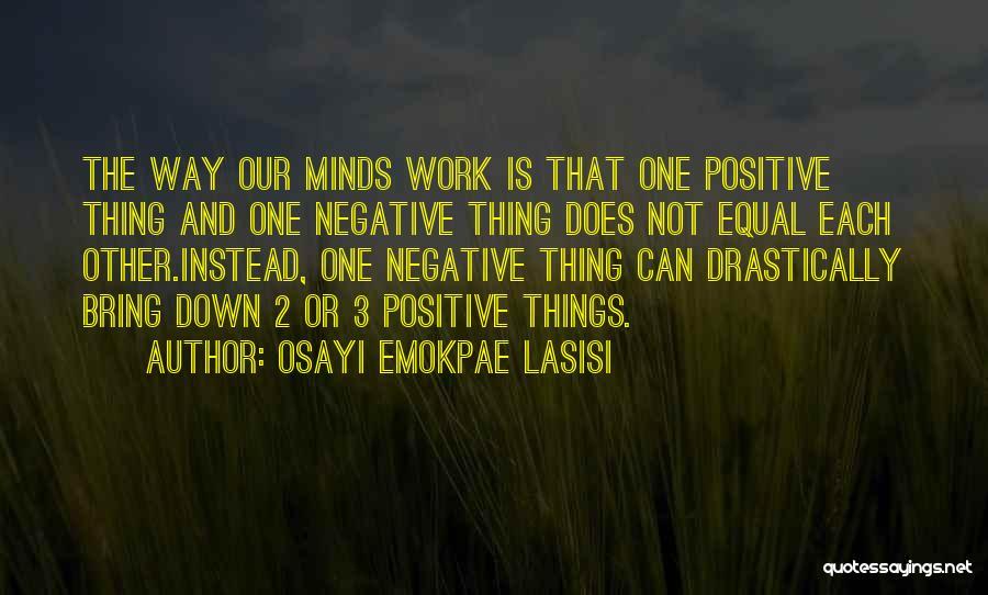 Osayi Emokpae Lasisi Quotes 1416062