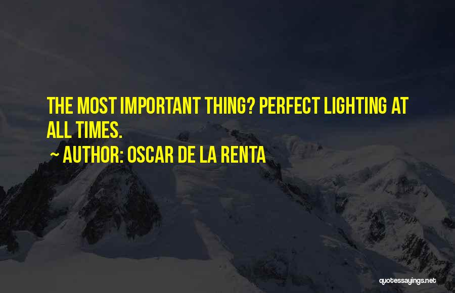 Oscar De La Renta Quotes 1104672