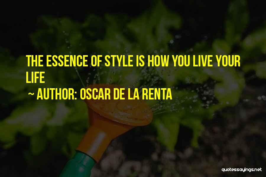 Oscar De La Renta Quotes 1173900