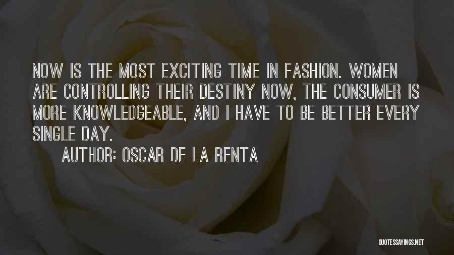 Oscar De La Renta Quotes 1252995