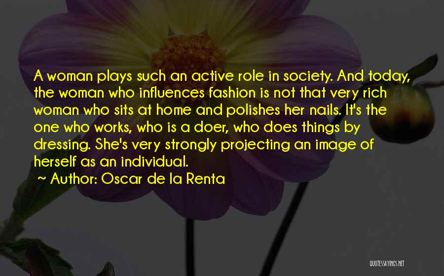 Oscar De La Renta Quotes 1405588