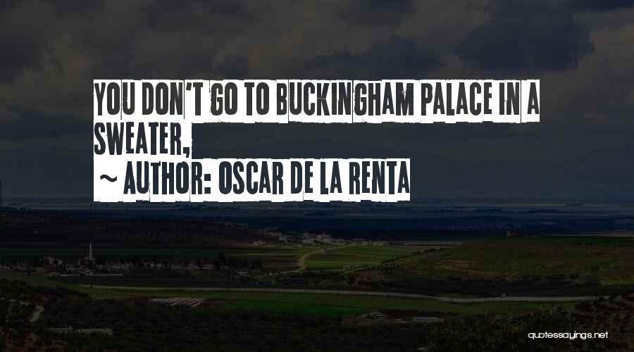 Oscar De La Renta Quotes 1432117
