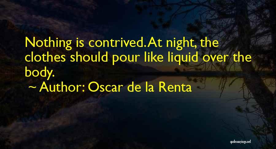 Oscar De La Renta Quotes 1506556