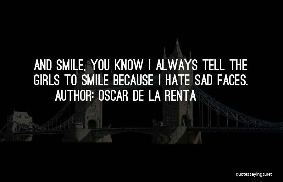 Oscar De La Renta Quotes 152273
