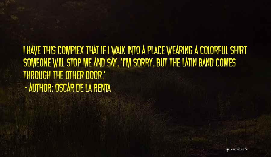 Oscar De La Renta Quotes 153734