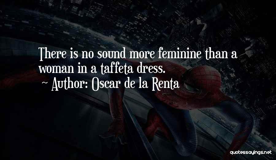Oscar De La Renta Quotes 1622099