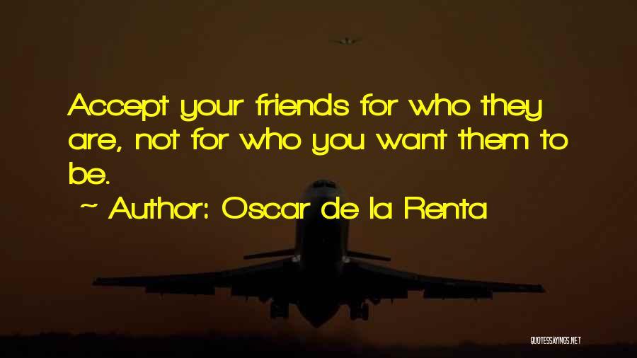Oscar De La Renta Quotes 1774564