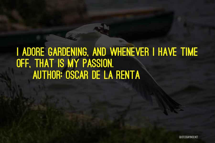 Oscar De La Renta Quotes 1776200