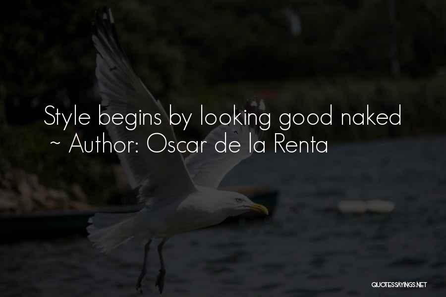 Oscar De La Renta Quotes 186471