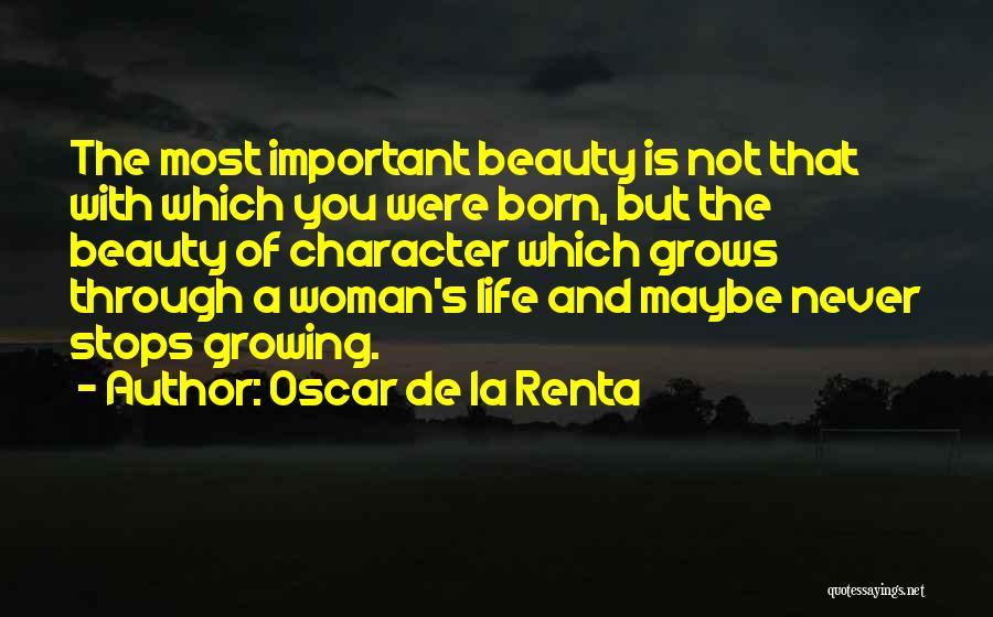Oscar De La Renta Quotes 1951944