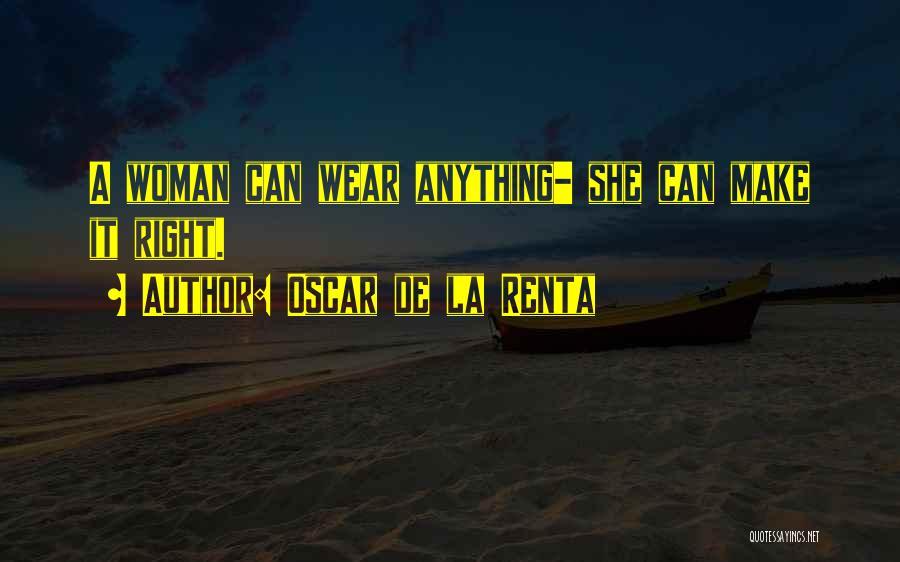 Oscar De La Renta Quotes 1977016